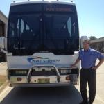 Chris Fogg, Port Stephens Coaches